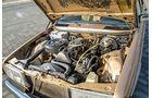 Mercedes W123, Motor