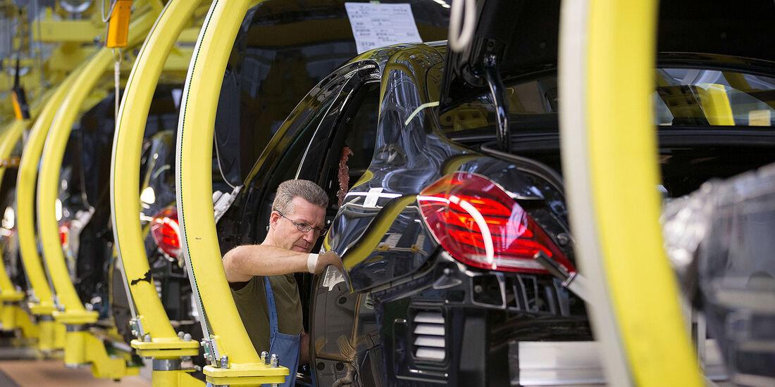 Mercedes Werk Sindelfingen