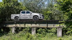 Mercedes X-Klasse Mitfahrt (2017)