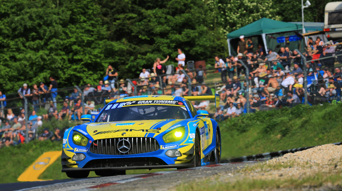 Merceds-AMG GT3 - Startnummer #5 - 24h-Rennen Nürburgring 2018 - Nordschleife - Samstag 12.5.2018