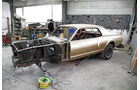 Mercury Cougar, Zerlegung, Chassis