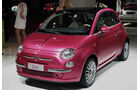 Messe Barcelona 2009: Fiat 500 Barbie