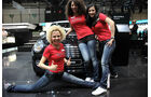 Messe-Girls Autosalon Genf 2010