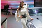 Messegirl, Autosalon Genf 2012