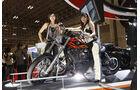Messegirls der Tokyo-Motorshow 2009