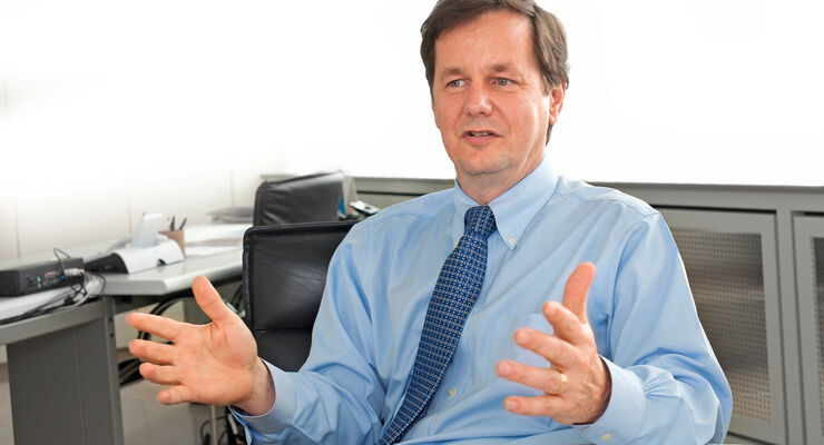 Michael Ableson, Opel Entwicklungschef