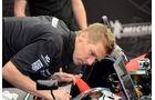 Michael Krumm Nissan Deltawing 24h-Rennen LeMans