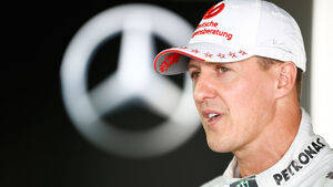 Michael Schumacher GP Japan 2012