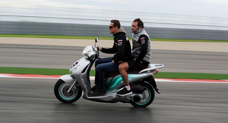 Michael Schumacher GP USA 2012