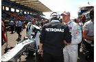 Michael Schumacher Impressionen GP Türkei 2011