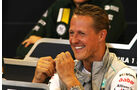 Michael Schumacher - Mercedes - Formel 1 - GP Belgien - Spa - 30.8.2012