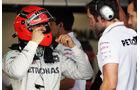 Michael Schumacher - Mercedes - Formel 1 - GP Kanada - 8. Juni 2012