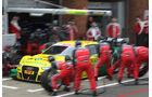Mike Rockenfeller Audi DTM Brands Hatch 2012