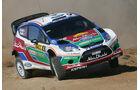 Mikko Hirvonen Rallye Spanien 2011