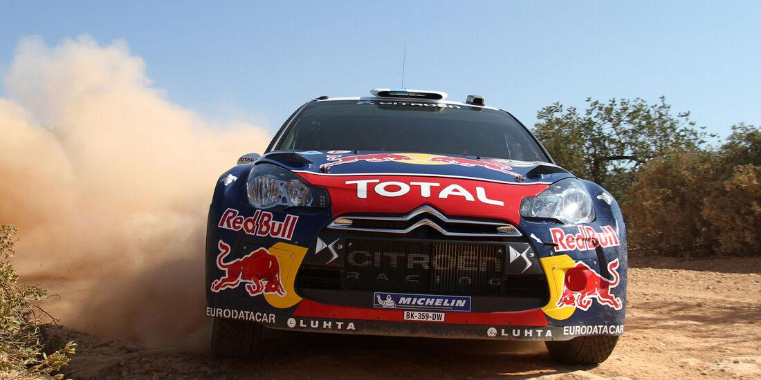 Mikko Hirvonen - WRC Rallye