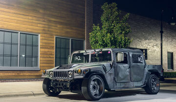 Mil-Spec Hummer H1 Launch Edition