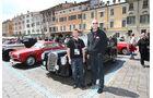 Mille Miglia 2010 - Ralph Alex (rechts) und Markus Jordan