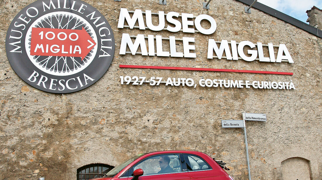 Mille Miglia - Besuchertipps