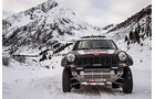 Mini All4 Racing, Eis, Schnee, Rallye Dakar