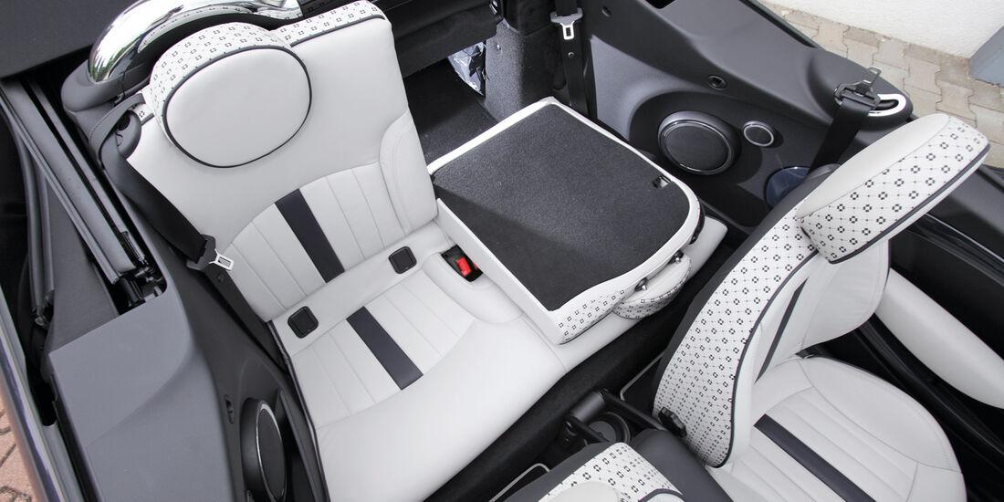 Mini Cabrio, Mini Roadster, Fond