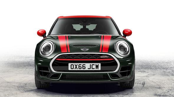 Mini Clubman John Cooper Works 2016 Auto Motor Und Sport