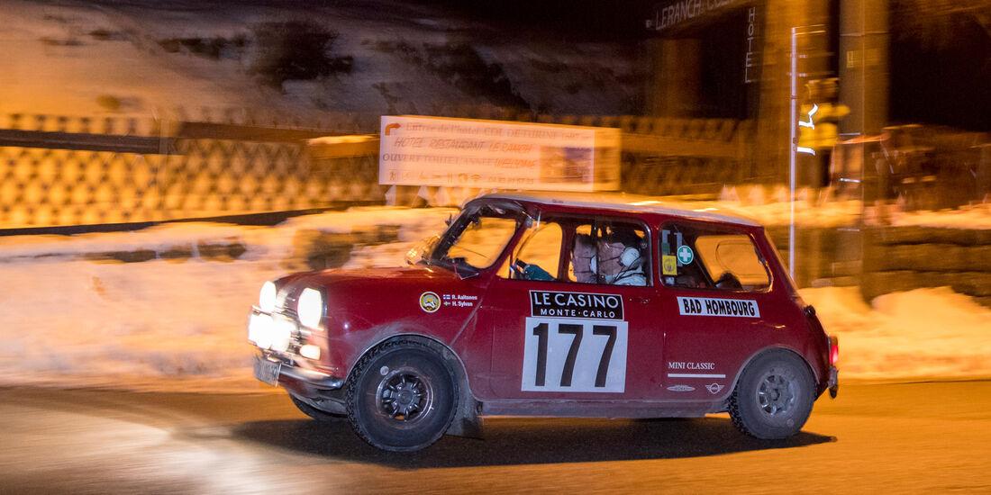 Mini Cooper Aaltonen Rallye Monte Carlo