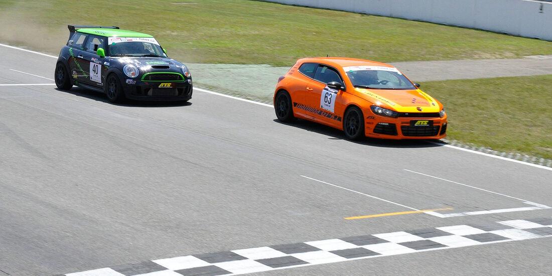 Mini Cooper CSL, Finallauf, TunerGP 2012, High Performance Days 2012, Hockenheimring, sport auto