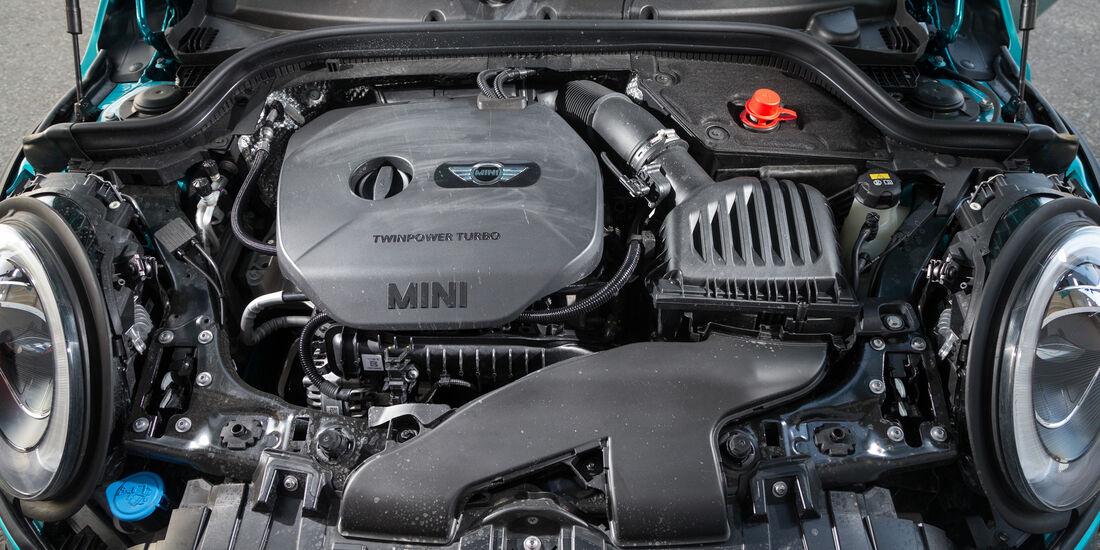 Mini Cooper Cabrio, Motor