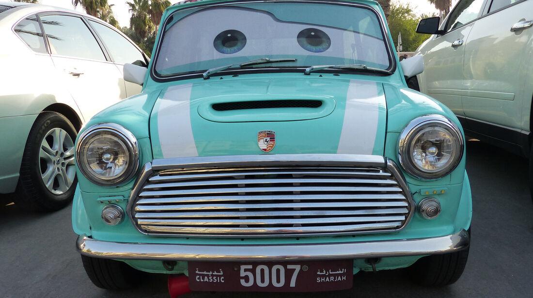 Mini Cooper - Cars - Bahrain 2014