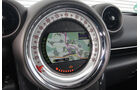 Mini Cooper Countryman, Navigationsgrafik
