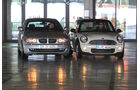 Mini Cooper D, BMW 116d