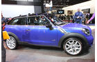 Mini Cooper S All4, Messe, Autosalon Paris 2012