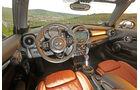 Mini Cooper S Cabrio, Cockpit