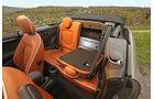Mini Cooper S Cabrio, Fond
