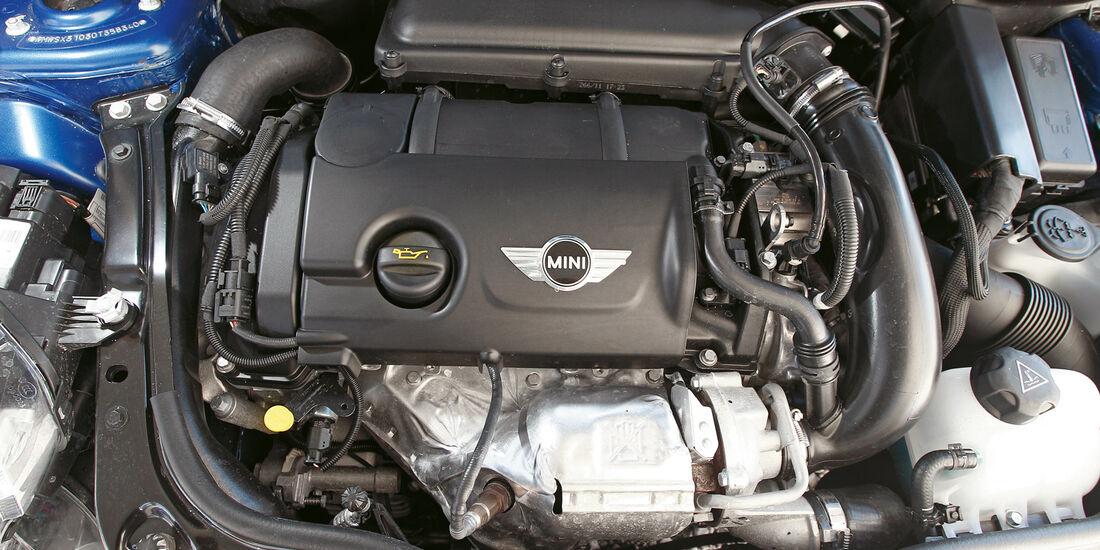 Mini Cooper S Coupé, Motor