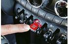 Mini Cooper S, Motorstart, Kippschalter