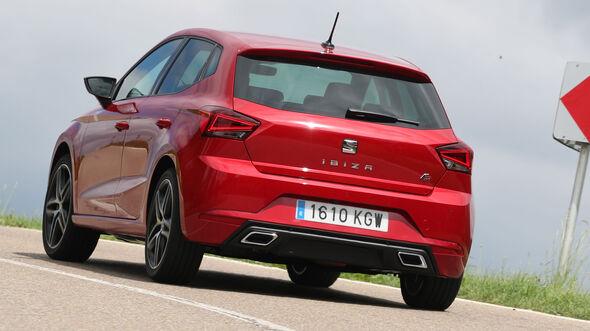 Mini Cooper, Seat Ibiza, Suzuki Swift, Vergleichstest, ams052019