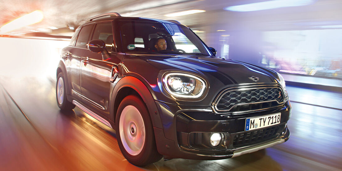 mini countryman cooper s all4 im test auto motor und sport. Black Bedroom Furniture Sets. Home Design Ideas