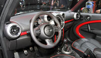 Mini Countryman JCW Auto-Salon Genf 2012