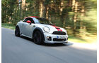 Mini Coupé John Cooper Works, Front