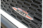 Mini Coupe Cooper Works, Emblem