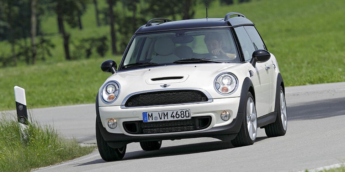Mini Facelift, Mini Cooper S Clubman
