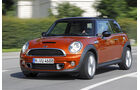 Mini Facelift, Mini Cooper S