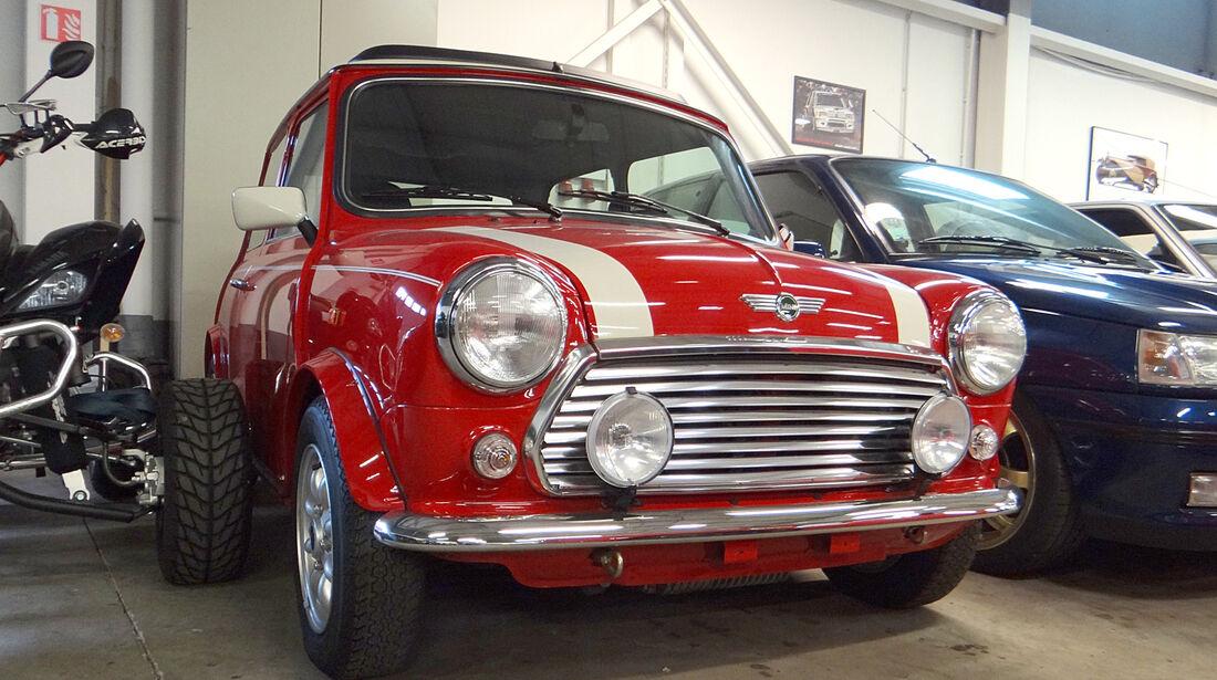 Mini - Garage Gerard Lopez 2013