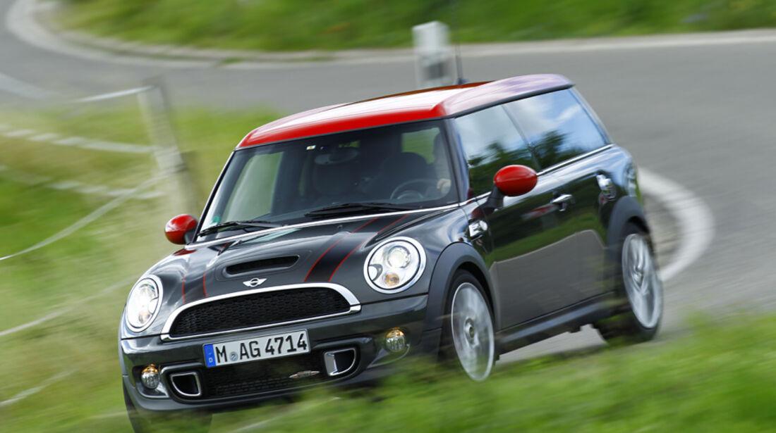 Mini Jcw Clubman Facelift Im Test Auto Motor Und Sport