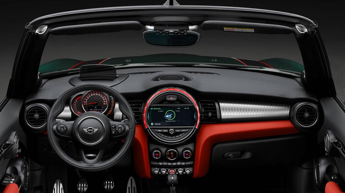 Mini John Cooper Works Cabrio - Kleinwagen