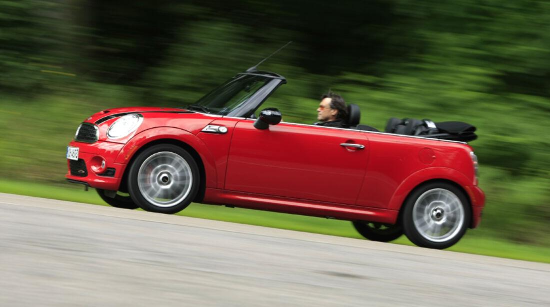 Mini John Cooper Works Cabriolet
