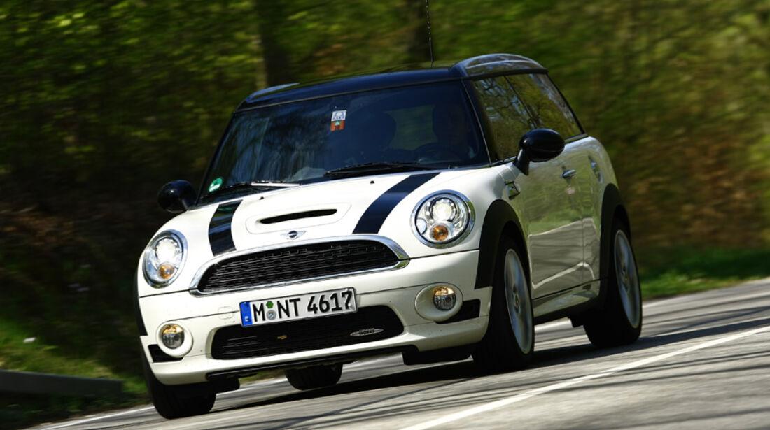 Mini John Cooper Works Clubman Im Test Auto Motor Und Sport