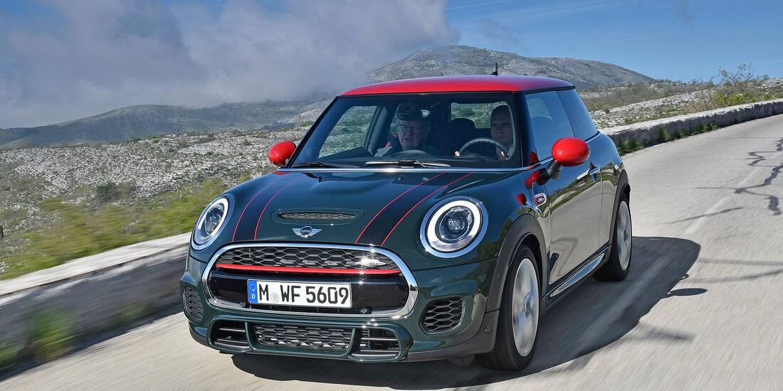 Mini John Cooper Works - Serie - Kleinwagen - sport auto Award 2019