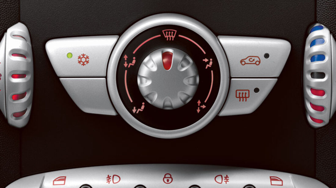 Mini Kaufberatung, Klimaanlage